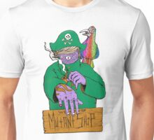 Welcome in the Mutant's Ship Unisex T-Shirt