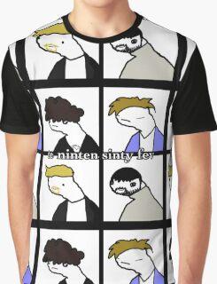 te ninten sinty fev - bexis Graphic T-Shirt