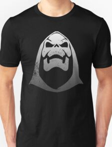 Silver Skeletor Unisex T-Shirt