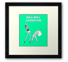 Girls Just Want To Have Fun! Framed Print