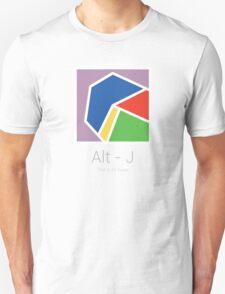 Alt - J Minimal Album Cover Unisex T-Shirt