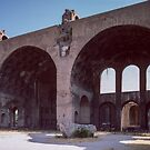 C 4 Basilica Maxentius Rome Italy 19840719 0005 by Fred Mitchell