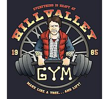 Hill Valley Gym Photographic Print