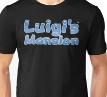 Luigis Mansion Unisex T-Shirt