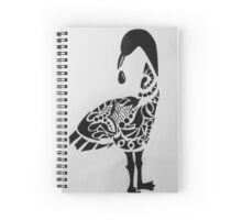 Sankofa Spiral Notebook