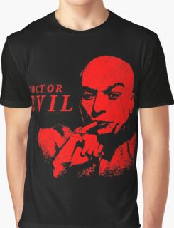 Doctor Evil Graphic T-Shirt
