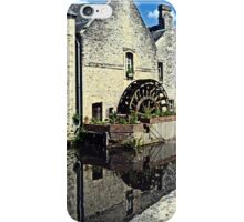 The Aure River in Bayeux iPhone Case/Skin