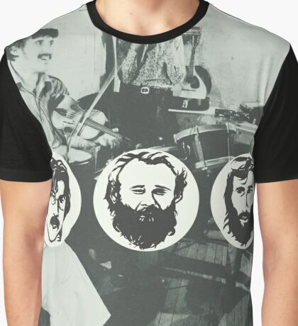 The Band Graphic T-Shirt