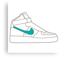 af1 airforce one's Canvas Print