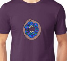 TOOTHY DONUT Unisex T-Shirt