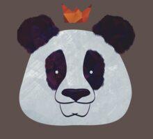Hail Panda One Piece - Short Sleeve