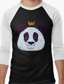 Hail Panda Men's Baseball ¾ T-Shirt
