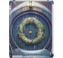 Hobbit's Christmas iPad Case/Skin