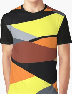 Overlap Graphic T-Shirt