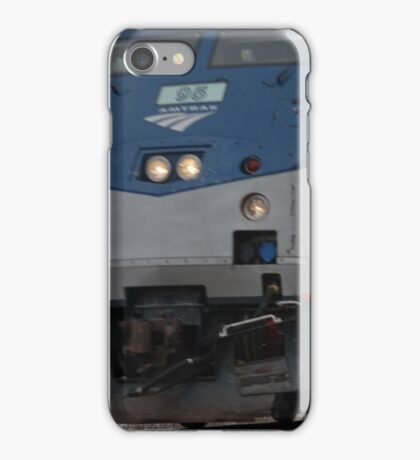 Passing Train-2 iPhone Case/Skin