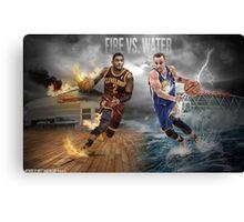 NBA Playoff 2016 Canvas Print