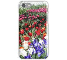 As far as the eye can see. iPhone Case/Skin