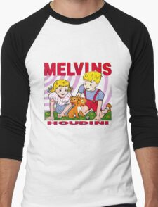 MELVINS - HOUDINI Men's Baseball ¾ T-Shirt