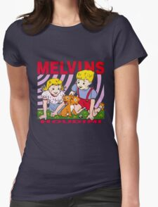 MELVINS - HOUDINI Womens Fitted T-Shirt