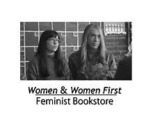 Portlandia Bookstore Photographic Print