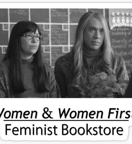 Portlandia Bookstore Sticker