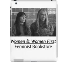 Portlandia Bookstore iPad Case/Skin
