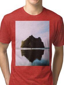 Mount Oceans Tri-blend T-Shirt
