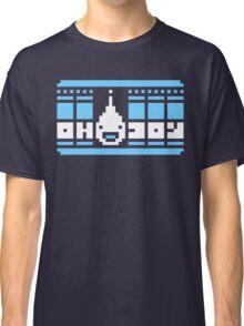 Oh 6 Joy - Big Happy Pixels Classic T-Shirt