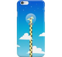 Astronaut Giraffe iPhone Case/Skin
