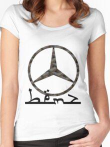 Mercedes x Goyard x Noahandsons Women's Fitted Scoop T-Shirt
