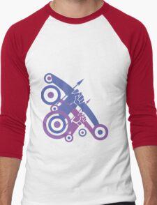 Take Aim Men's Baseball ¾ T-Shirt