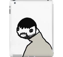 rass mcdoland iPad Case/Skin