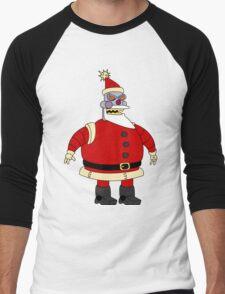Bad Santa Men's Baseball ¾ T-Shirt