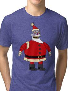 Bad Santa Tri-blend T-Shirt