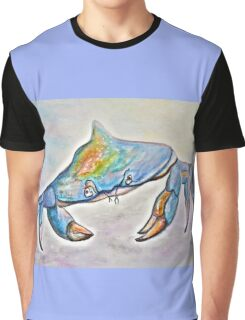 Color me Blue . . . And Speckled Too! Graphic T-Shirt