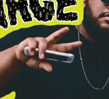 DJ Carnage Sticker