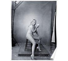 Amy Schumer by Annie Leibovitz Poster