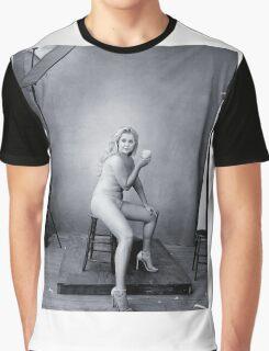 Amy Schumer by Annie Leibovitz Graphic T-Shirt
