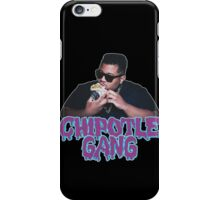 Chipotle Gang iPhone Case/Skin