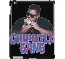 Chipotle Gang iPad Case/Skin
