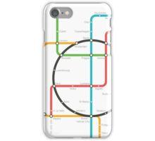 EUROPE UNDERGROUND iPhone Case/Skin
