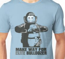 Elite Bulldozer Unisex T-Shirt