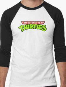 Teenage Mutant Ninja Thirties Men's Baseball ¾ T-Shirt