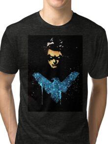 Night Wing Tri-blend T-Shirt