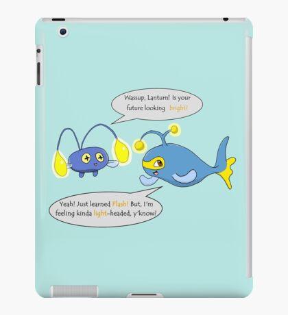 Hey, Lighten Up! iPad Case/Skin