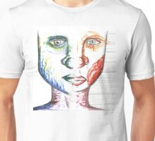 STRAIGHT FACE Unisex T-Shirt