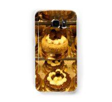 Italian cakes Samsung Galaxy Case/Skin