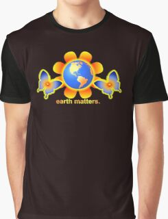 Earth Matters  Graphic T-Shirt