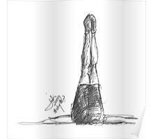 Gymnast # 3 Poster