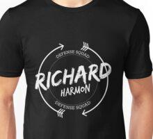 RICHARD HARMON DEFENSE SQUAD Unisex T-Shirt